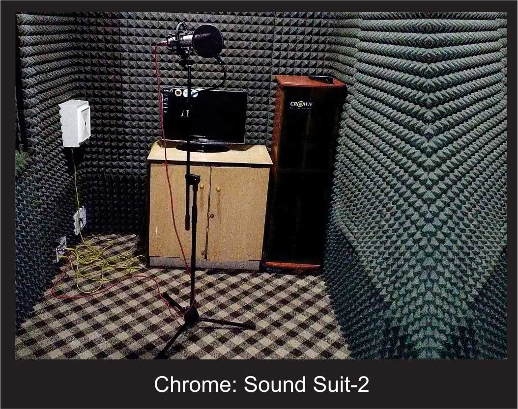 Chrome: Sound Suite - 2