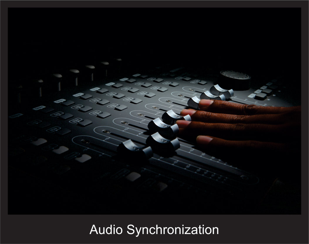 Audio Synchronization