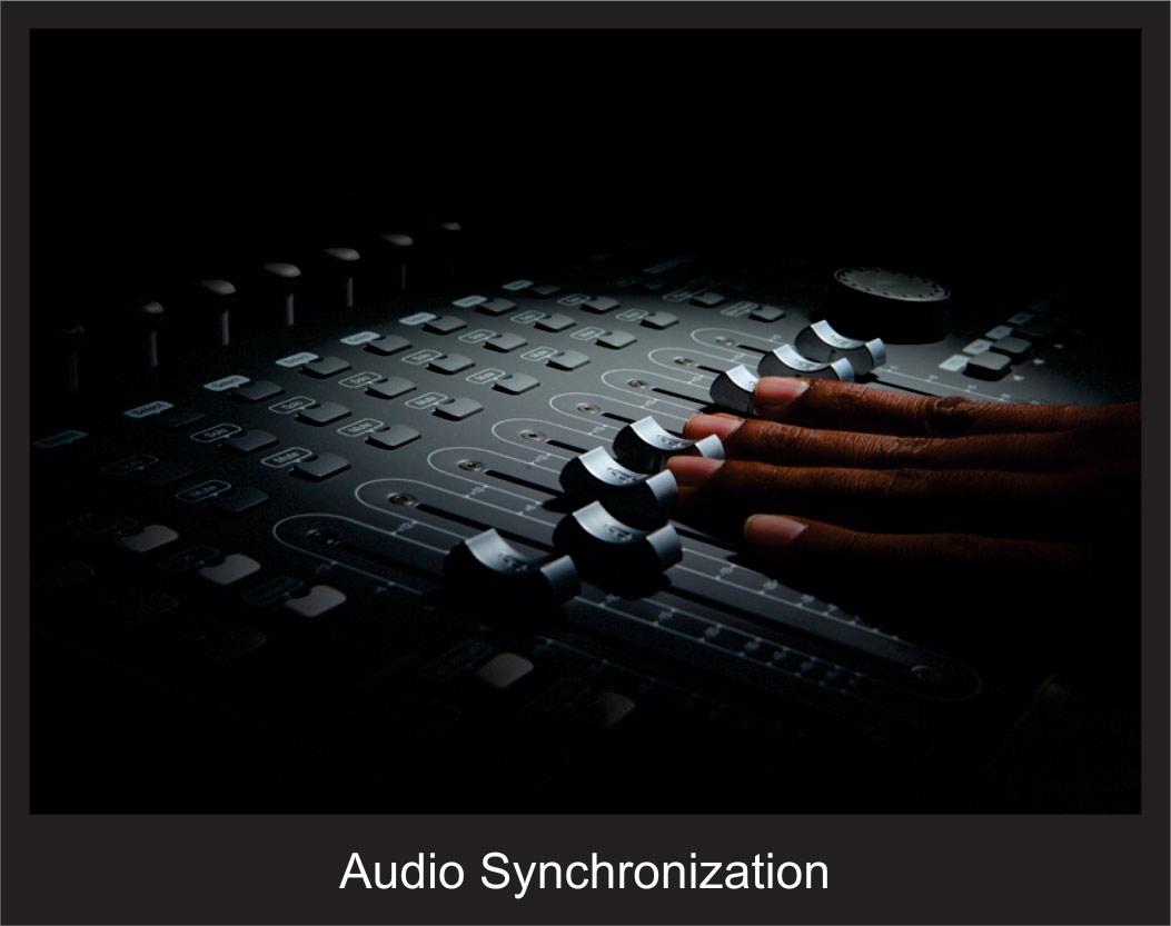 Audio Synchronization